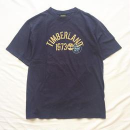 1990's~ USA製 TIMBERLAND ティンバーランド ロゴプリント半袖Tシャツ / 古着 ビンテージ