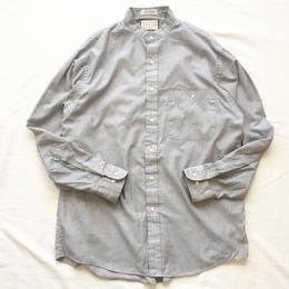 ARROW アロー バンドカラー 長袖シャツ/古着 ビンテージ