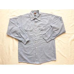 80's~ USA製 BIG BEN シャンブレーシャツ/古着 ビンテージ