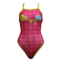 Fun Fun Fun suit (PINK) EL51209