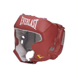 ヘッドギア Amateur Head Gear with cheek protection(RED)