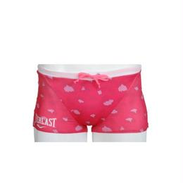PANTHER SHORT BOX(HOT PINK)EL52923