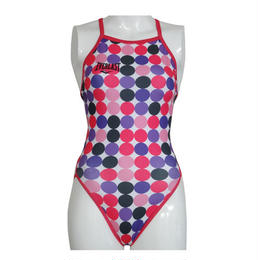 DROP SUIT(HOT PINK)EL51222