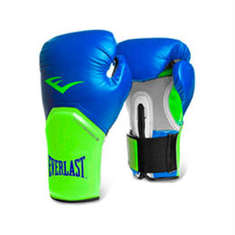 PRO STYLE ELITE TRAINING GLOVES(BLUE×GREEN)