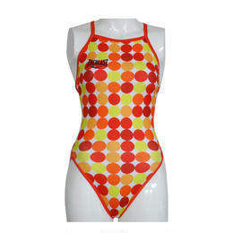 DROP SUIT(RED)EL51222