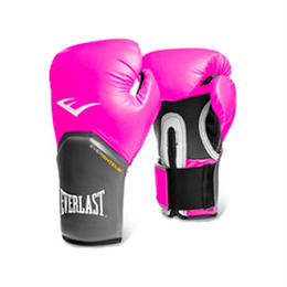 PRO STYLE ELITE TRAINING GLOVES(PINK)