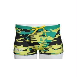 DIGI CAMO SHORT BOX(GREEN)EL52925