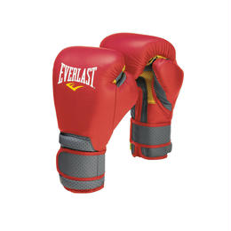 C3 PRO HOOK & LOOP TRAINING GLOVES(RED)