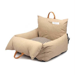 Mon carseat_Light Brown