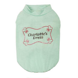 T-SHIRT''CHARLOTTE''  TIFFANY