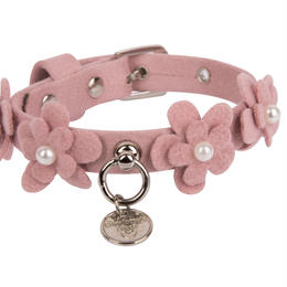 Collar 1.2cm ROS ALIE old rose