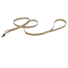 Leash 1.3cm BYORK turtle-dove lack