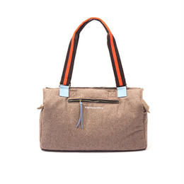 Cozy Shoulder Bag_Brown