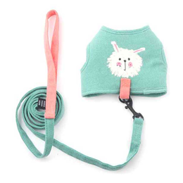My Dog Cotton Harness Mint