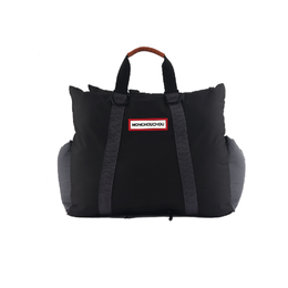Mon carseat Smoke Black