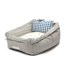 【お取り寄せ品】My Favorite Sofa Bed  Natural Stripe  Lサイズ