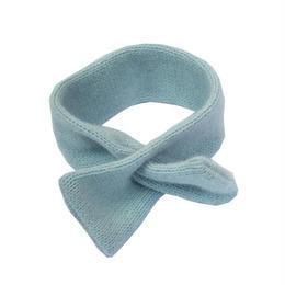 Scarf CHARLOTTE  mid blue
