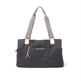 Cozy Shoulder Bag_Charcoal