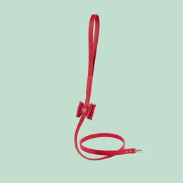 Bisou Dog Leash RED