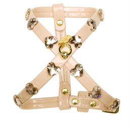 "HARNESS  ""NINI PLUS""   APRICOT ROSE"