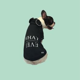 What Ever Sweatshirt  BLACK