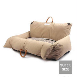 【お取り寄せ品】Mon carseat Super Sizev   Light Brown
