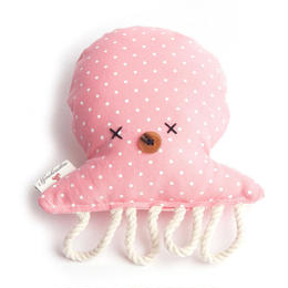 Octopus toy Pink