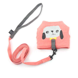 My Dog Cotton Harness Orange
