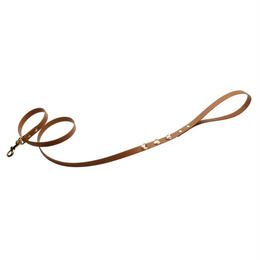 "LEASH  ""NINI PLUS""  CARAMEL"