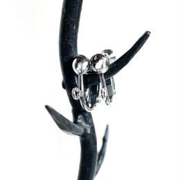 イヤリング金具 - silver