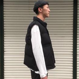 ASTOR VEST  【CURLY】