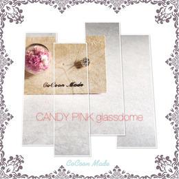 CANDY PINK♡女の子かぶれピアス
