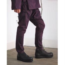 ANITYA/Climbers pants(Bordeaux)