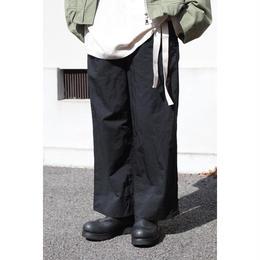 ANITYA/Gurkha pants(black)