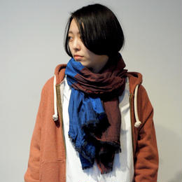 hatsutoki/ダブルフェイスパネルストール(blue)