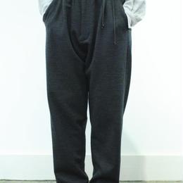 ANITYA/knit pants(charcoal)