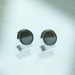 MMAA/oto21  pair pierce(navy)