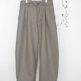 ASEEDONCLOUD  Handwerker/wide trousers(khaki)