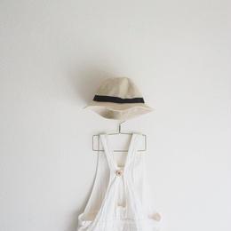 麻の帽子 size1