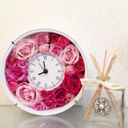 フラワー時計