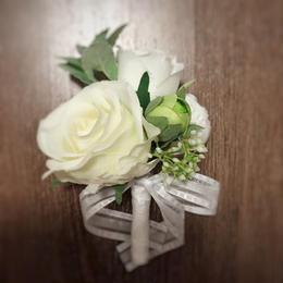 【オーダーメイド】造花ブートニア