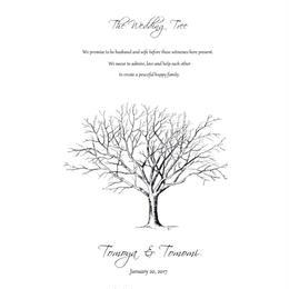 ウェディングツリー(結婚証明書)