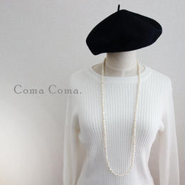 Baroque Pearl Long Necklace 100㎝