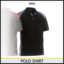 ポロシャツ ブラック/グレー 3324-9994