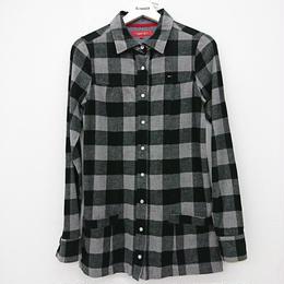【Ladie's】tommy girl コットンチュニックシャツ(160)