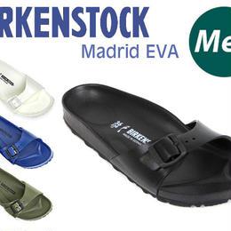 【新品】BIRKENSTOCK EVAメンズサンダル Madrid 27-27.5cm(212)