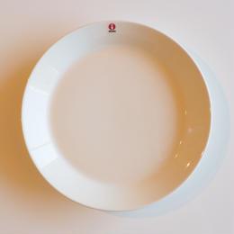 Teema プレート 21cm ホワイト【iittala】