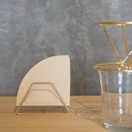 コーヒーフィルターホルダー / gold