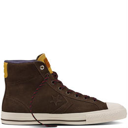 CONS STAR PLAYET DARK BROWN HI 153954C