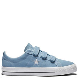 CONS 3V SUEDE LIGHT BLUE 162519C